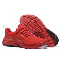"""""""Nike Air Presto"""" Unisex Sport Casual Breathable Sneakers Couple Basketball Running Shoes"""