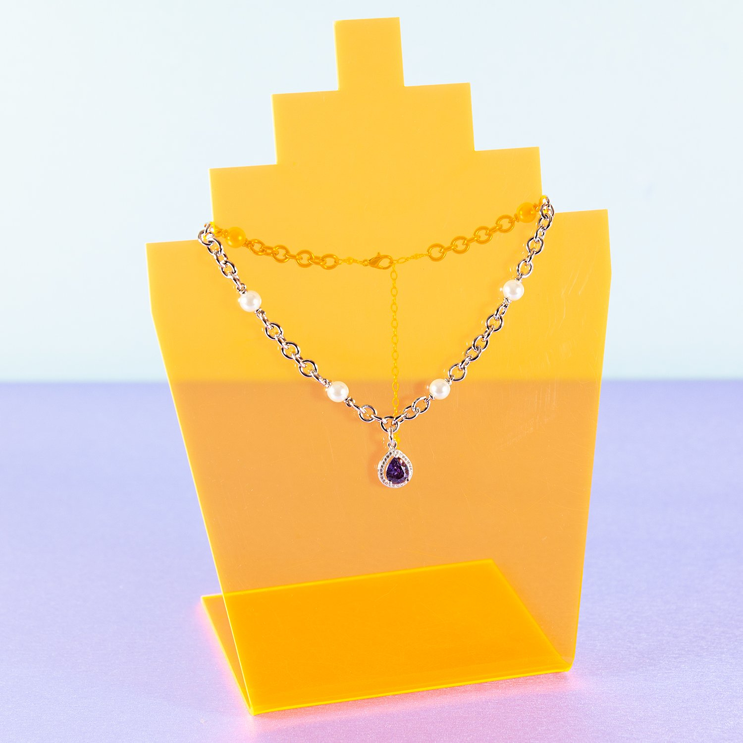 Image of Pearl Chain Heiress Necklace