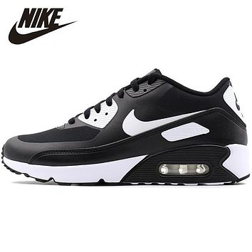 NIKE Original New Arrival Mens AIR MAX 90 VRunning Shoes Mesh Breathable Comfortable High Quality For Men