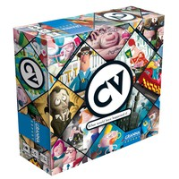CV: A Game of Building Characters Board Game