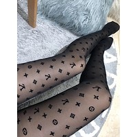 LV LOUIS VUITTON Sexy Pantyhose with GIFT BOX
