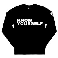 Know Yourself Longsleeve T-Shirt | October's Very Own