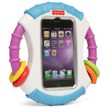 Laugh & Learn Baby iPhone Case