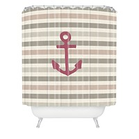 Bianca Green Stay 2 Shower Curtain