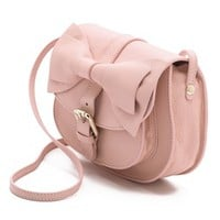 RED Valentino Small Bow Satchel | SHOPBOP