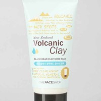 The Face Shop Volcanic Clay Black Head Clay Nose Pack