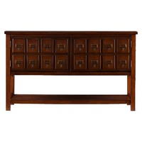 Southern Enterprises Apothecary TV Stand