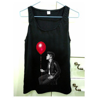 bruno mars balloon design for Tank Top Mens and Tank Top Girls