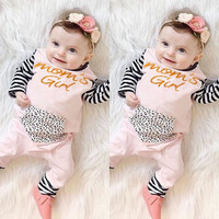 Baby Clothes Pajamas Newborn Baby Rompers Infant Long Sleeve Jumpsuits Boys Girl Spring Autumn Clothes Wear
