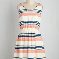 Cookout Below! Dress
