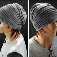 New 2014 Hip Hop Hats Warm Knitted Beanies Multi-Use as Scarf / Hats for Fashion Men Women XY20 = 1958204996