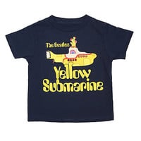 The Beatles Yellow Submarine Toddler T-Shirt