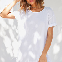 Truly Madly Deeply Theo Tunic Tee   Urban Outfitters