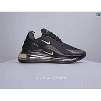 NIKE Air Max 270 Classic Fashion Women Men Multicolor Breathable Sport Running Shoes Sneakers 6#