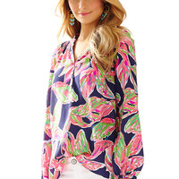 Lilly Pulitzer Elsa Top - In The Vias