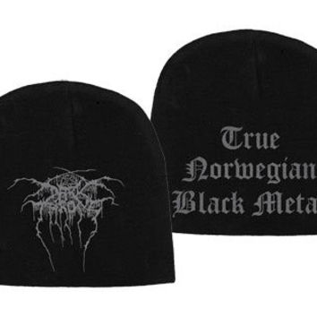 Darkthrone True Norwegian Ski Hat / Beanie