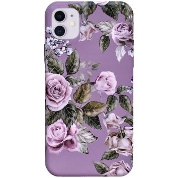 iPhone 11 / XR Case - Faded Rose