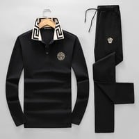 Versace Top Sweater Pullover Pants Trousers Set Two-Piece Sportswear-5