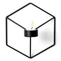 3D Cube Wall Candle Holder