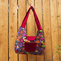 Elephant Parade Slouchy Sac Shoulder Bag from the Enchante Collection