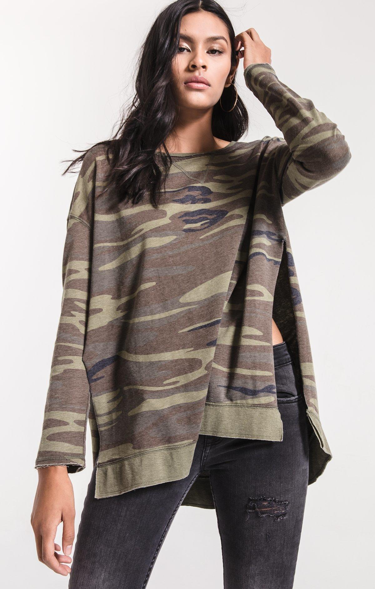 Image of The Weekender in Camo
