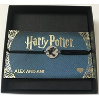 Alex and Ani Harry Potter Ravenclaw Pull Cord Bracelet New