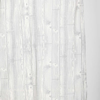 4040 Locust Wooden Plank Shower Curtain - Urban Outfitters