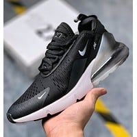 NIKE  Air Max 270 Air-cushioned jogging shoes