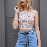 """Morning Glory"" Top"