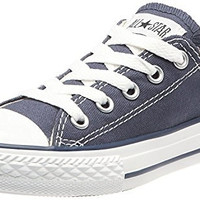 Converse Unisex Baby Infant/Toddler Chuck Taylor All Star Ox - Navy - 2 INFT