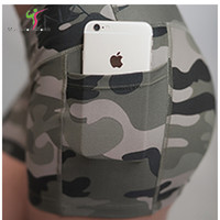 Army styled Cool Casual Ladies Shorts