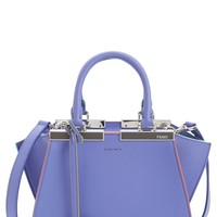 Fendi 'Mini 3Jours' Leather Shopper | Nordstrom