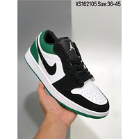 Nike Air Jordan 1 Low SJD/WM2 AJ1 cheap Men's and women's nike shoes