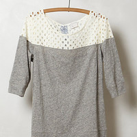Threaded Eyelet Top
