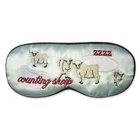 Classics Double Sided Embroidery 925 Eyemask [9223112771]
