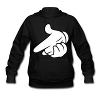 Air Gun Most Dope Hands Design Hoodie