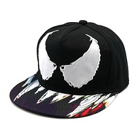 Embroidered Wings Hat Snapback Casquette Baseball Cap Gorras