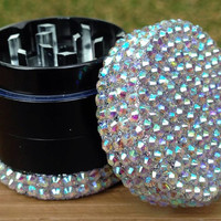 GRINDER -- MINIS Collection --  OMG Exclusive Iridescent Glitter Glamour Gems