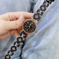 LV Louis Vuitton Popular Women Men More Print Multicolor Watches Wrist Watch