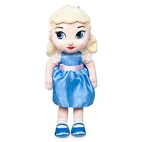 Disney Store Animators' Collection Cinderella Plush Doll New with Tags