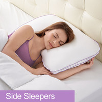 BioSense 2™ Shoulder Pillow for Side Sleepers