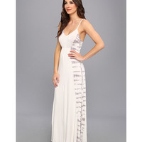 LAmade Tie Dye Maxi Dress