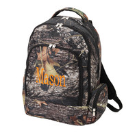 Woods Camo Personalized Backpack