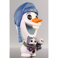 Funko Pop Disney, Frozen, Olaf with Kittens #338