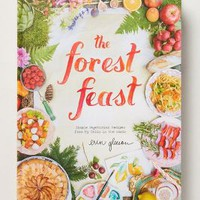 The Forest Feast by Anthropologie in Green Size: One Size Books