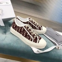 Dior Fashion Casual Sneakers Sport Shoes Size 36-40