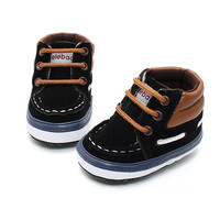 born Baby Crib Shoes First Walkers Kids Boys Girls Soft Sole Prewalker Toddler Infants Walk Shoes SM6