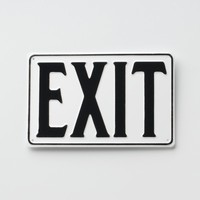 Exit Sign   Schoolhouse Electric & Supply Co.