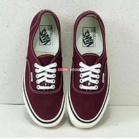 Vans Woman Men Fashion Casual Sneakers Sport Shoes-15