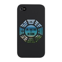 Live Together Die Alone iPhone Snap Case